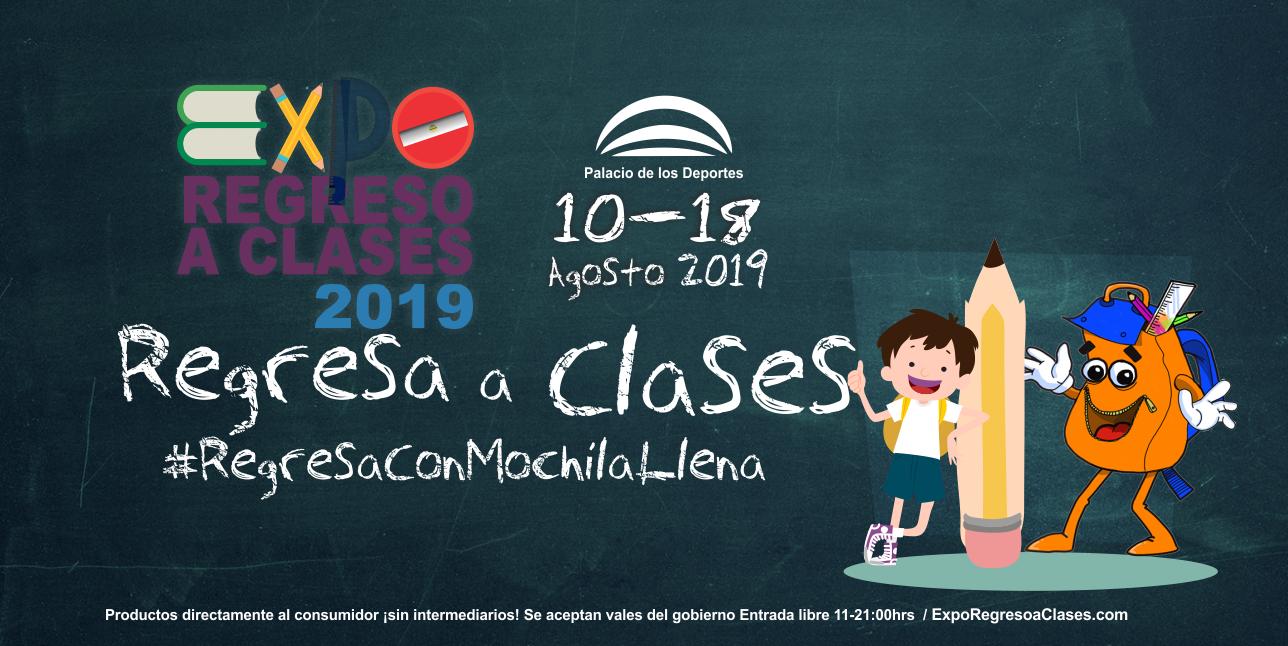 Expo Regreso A Clases 2019 Expo Regreso A Clases 2019 Del